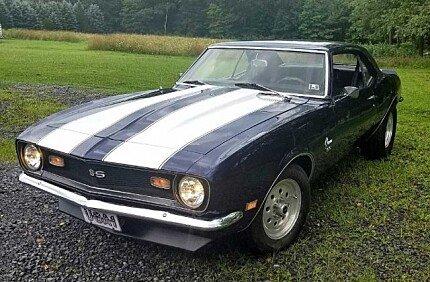 1968 chevrolet Camaro for sale 101018069