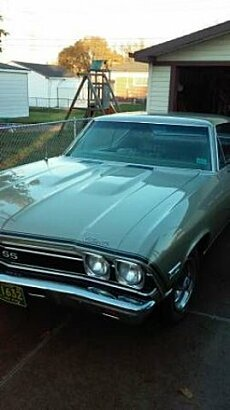 1968 chevrolet Chevelle for sale 100961881