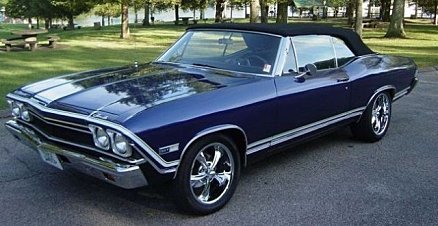 1968 chevrolet Chevelle for sale 101037469