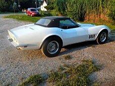1968 chevrolet Corvette for sale 100829016