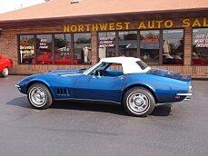 1968 chevrolet Corvette for sale 100910254