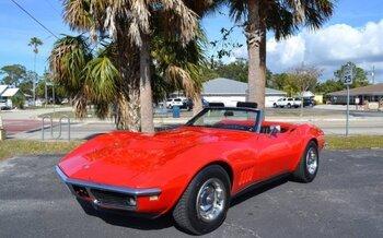 1968 chevrolet Corvette for sale 100940498