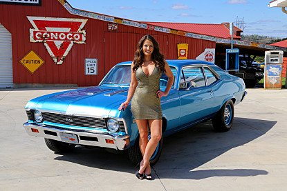 1968 chevrolet Nova for sale 100861883