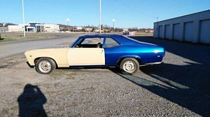 1968 chevrolet Nova for sale 100945354