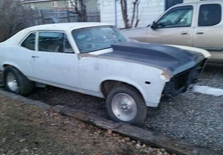 1968 chevrolet Nova for sale 100974858