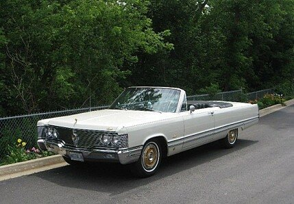 1968 chrysler Imperial for sale 101011449