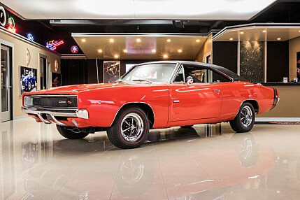 1968 dodge Charger for sale 101021564