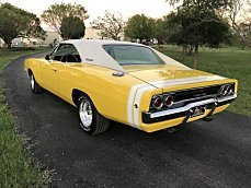 1968 dodge Charger for sale 101043016