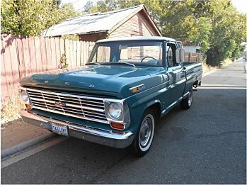 1968 ford F100 for sale 101025475