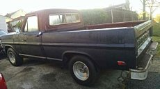 1968 ford F100 for sale 100828462