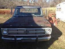 1968 ford F100 for sale 100828522