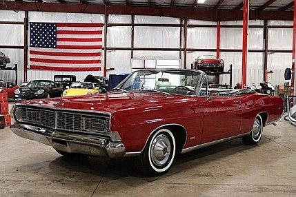 1968 ford Galaxie for sale 101027082
