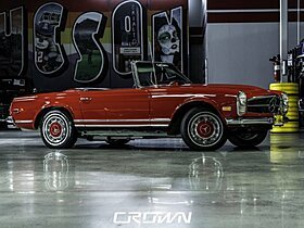 1968 mercedes-benz 280SL for sale 101017163