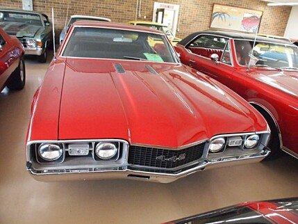 1968 oldsmobile 442 for sale 100856910