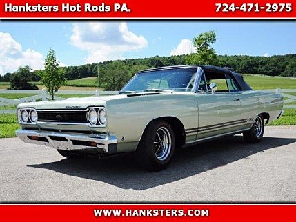 1968 plymouth GTX for sale 100912226