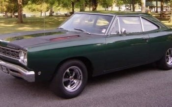 1968 plymouth Roadrunner for sale 100890591
