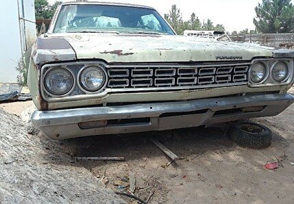 1968 plymouth Roadrunner for sale 101044472
