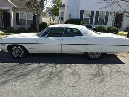 1968 pontiac Bonneville for sale 101024098