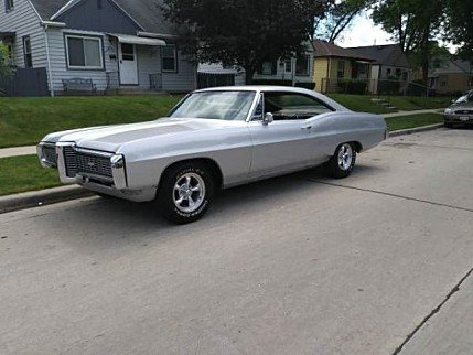 1968 pontiac Catalina for sale 100886822