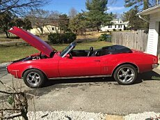 1968 pontiac Firebird for sale 101000263