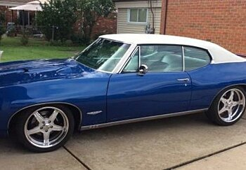 1968 pontiac GTO for sale 100994435