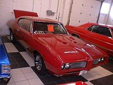 1968 pontiac GTO for sale 100831840