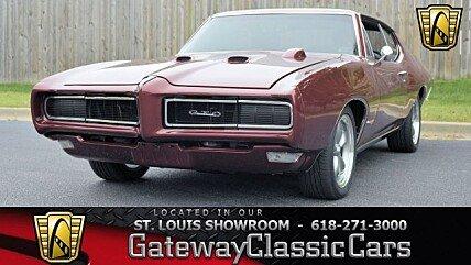 1968 pontiac GTO for sale 101040929