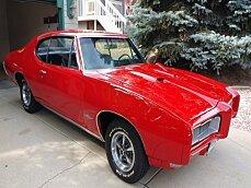 1968 pontiac GTO for sale 101045255