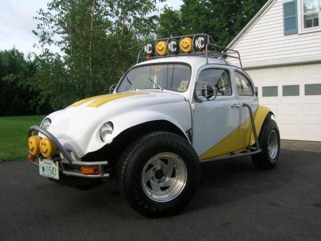 1968 volkswagen bug for sale