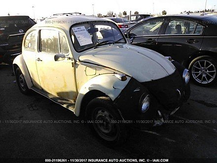 1968 volkswagen Beetle for sale 101016281