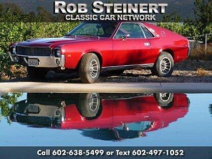 1969 AMC AMX for sale 100722966