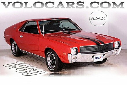 1969 AMC AMX for sale 100734869