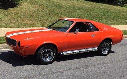 1969 AMC AMX for sale 100786154