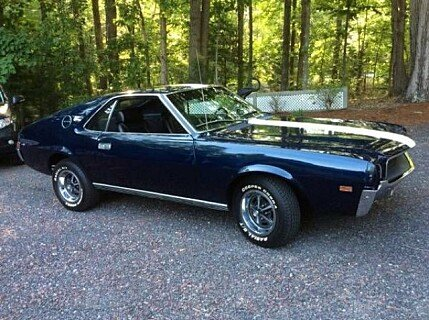 1969 AMC AMX for sale 100833769