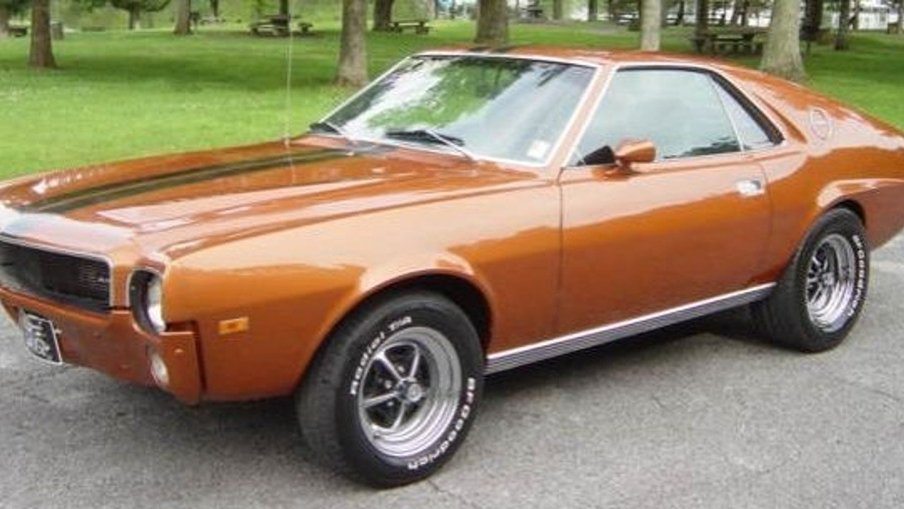 1969 AMC AMX for sale near Hendersonville, Tennessee 37075 ...