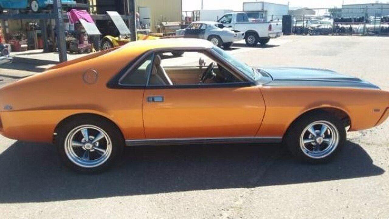 1969 AMC AMX for sale near Cadillac, Michigan 49601 - Classics on ...