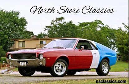 1969 AMC AMX for sale 100934475