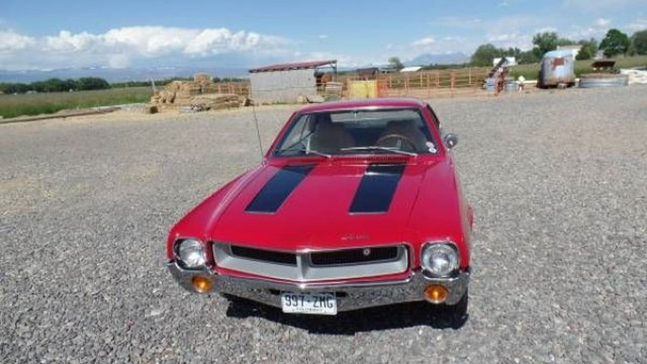 1969 AMC Javelin For Sale 100871572