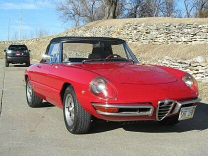 1969 Alfa Romeo Spider for sale 100861887