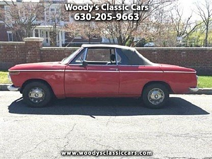 1969 BMW 1600 for sale 100732818