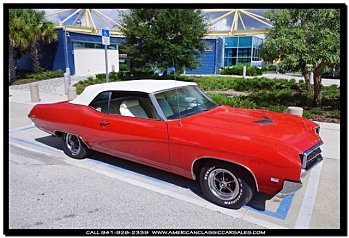 1969 Buick Gran Sport for sale 100798465
