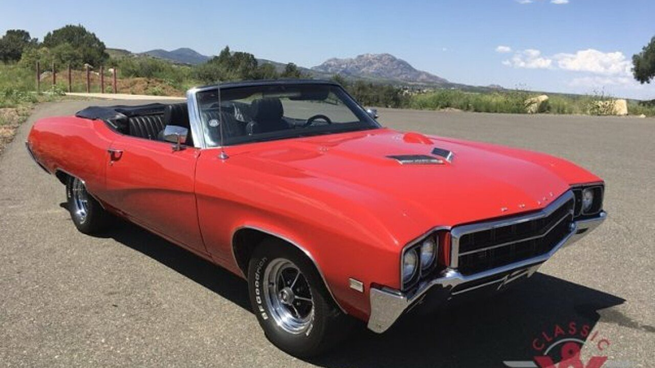 1969 Buick Gran Sport for sale 100904853