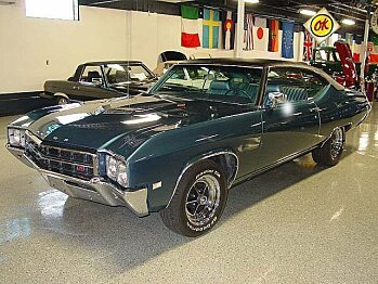 1969 Buick Gran Sport for sale 101002919