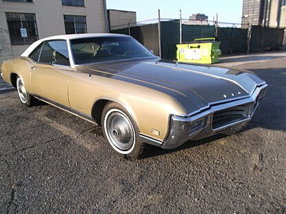 1969 Buick Riviera Coupe for sale 101000657