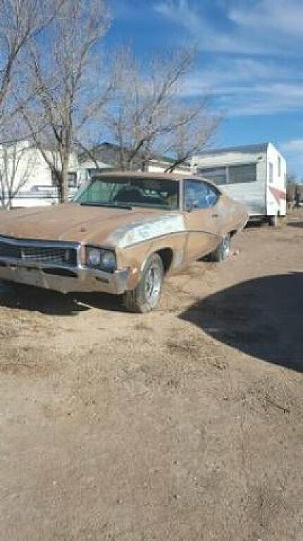 1969 Buick Skylark for sale 100847217