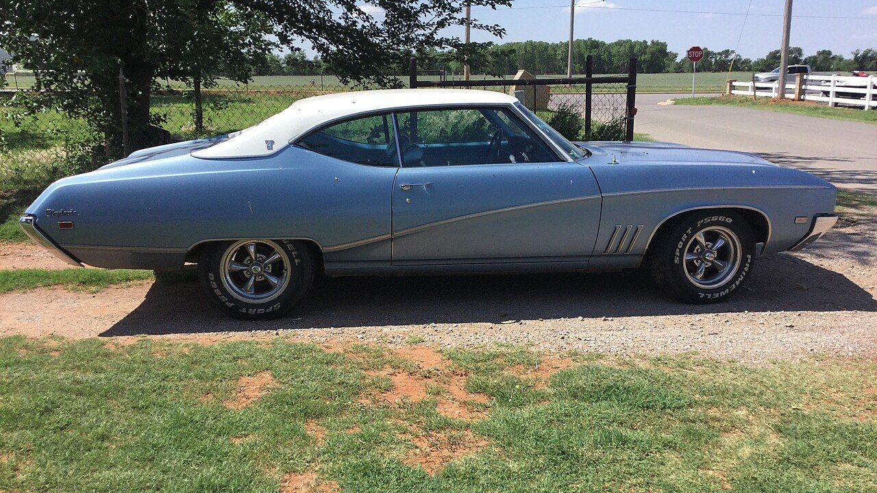 1969 Buick Skylark Custom Sedan for sale 101006507