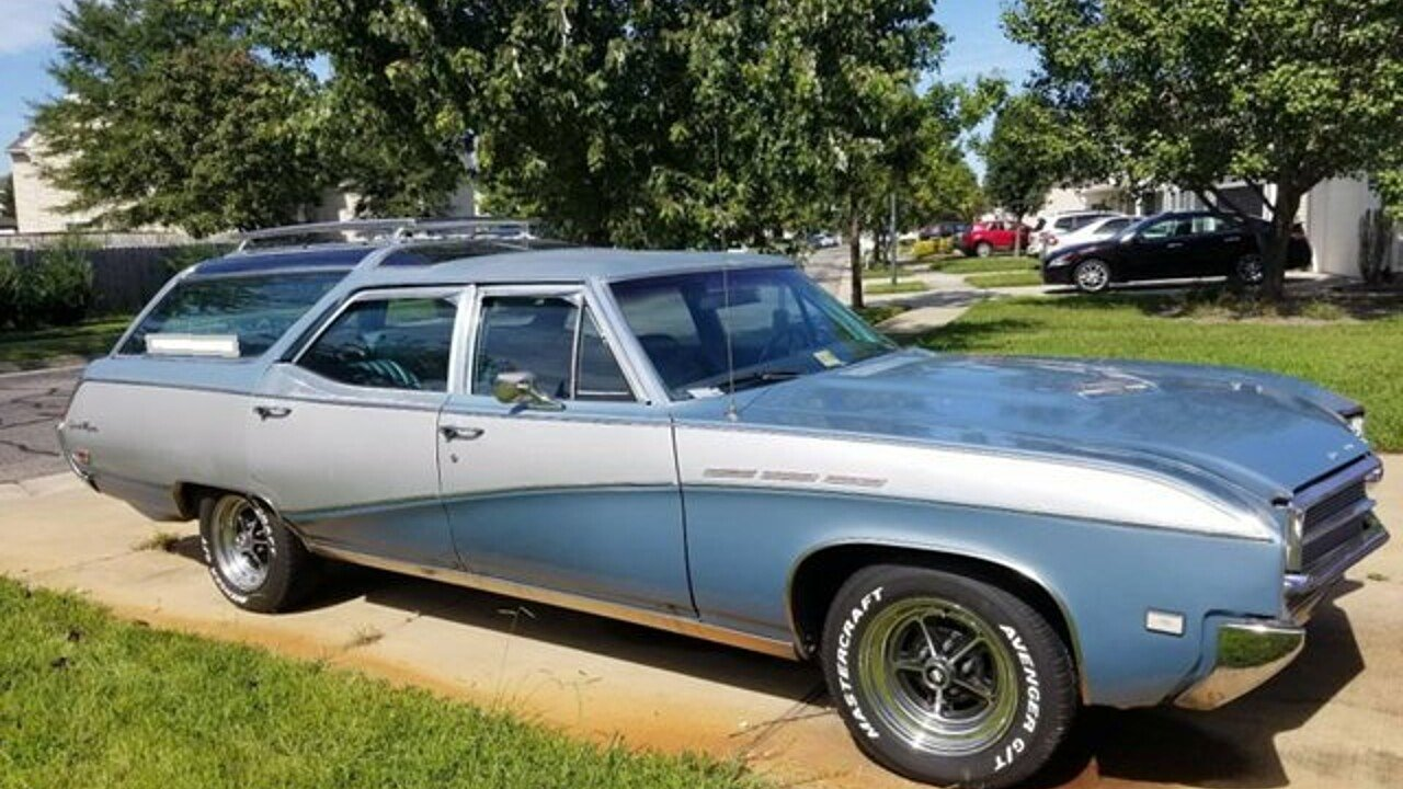Car Auctions Ny >> 1969 Buick Sport Wagon for sale near Riverhead, New York ...