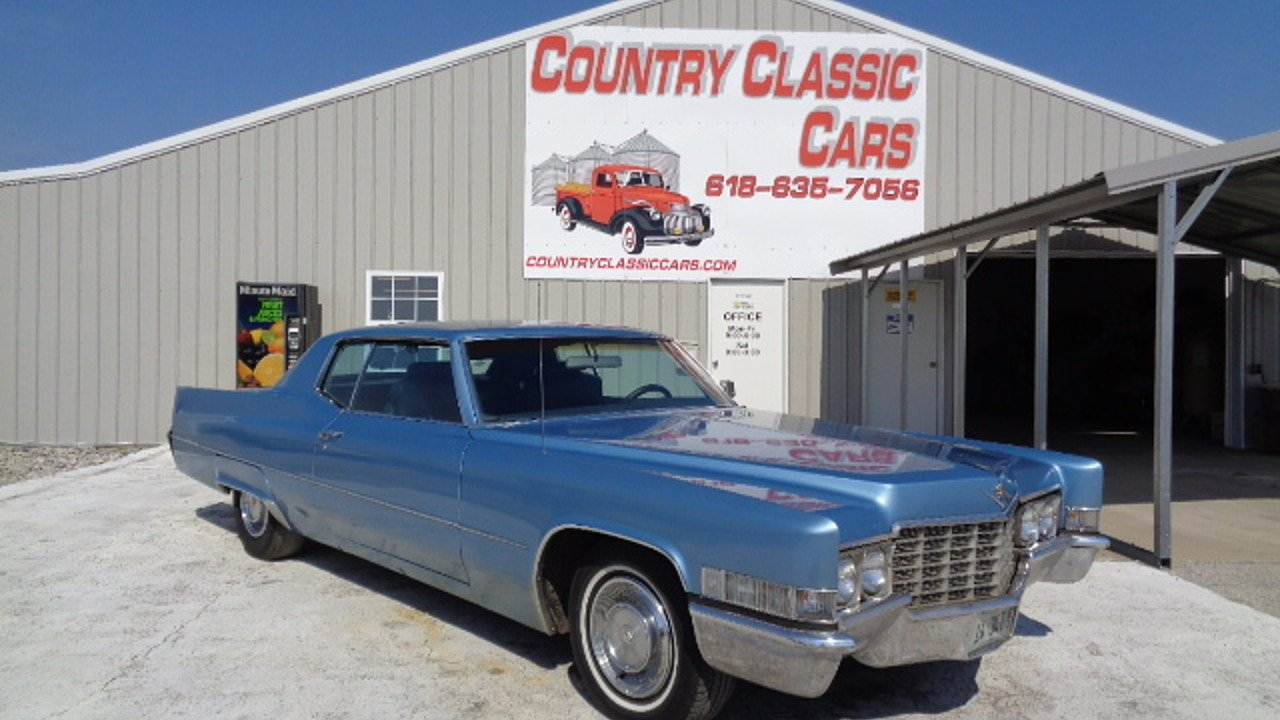 1969 Cadillac Calais for sale near Staunton, Illinois 62088 ...