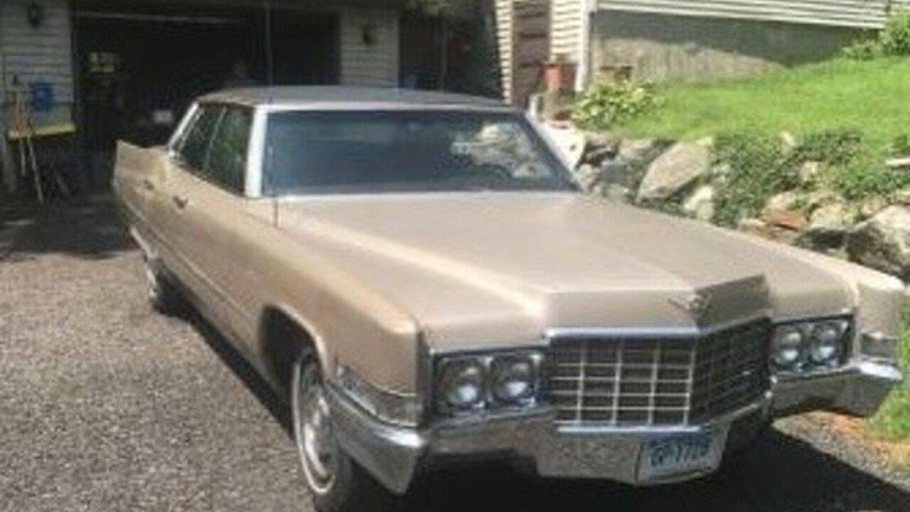 1969 Cadillac De Ville for sale near LAS VEGAS, Nevada 89119 ...