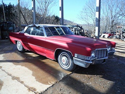 1969 Cadillac De Ville for sale 100851809